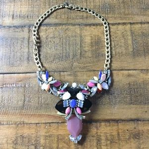 J. Crew stunning high quality statement necklace